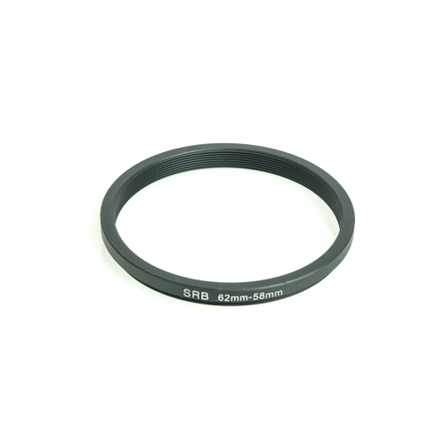 SRB 62-58mm Step-down Ring